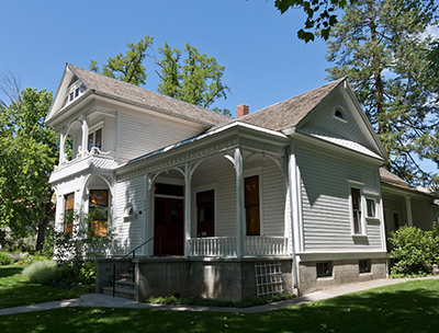 The Boldman House Museum